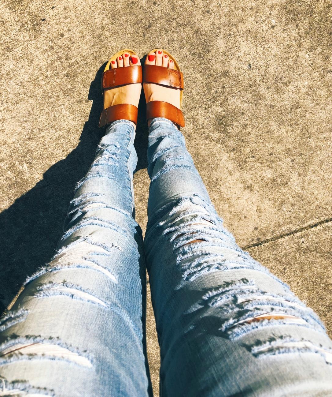 Summber Sandal Blog 4
