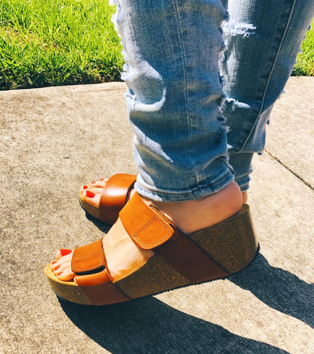 Summer Sandal Blog 5